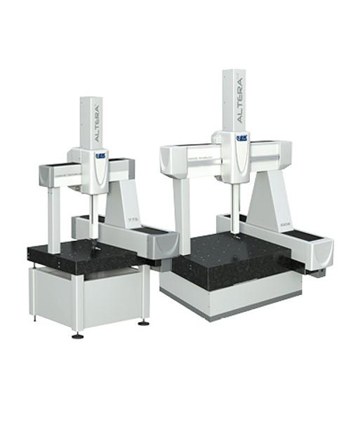 Máquinas De Medición Tridimensional (MMC)