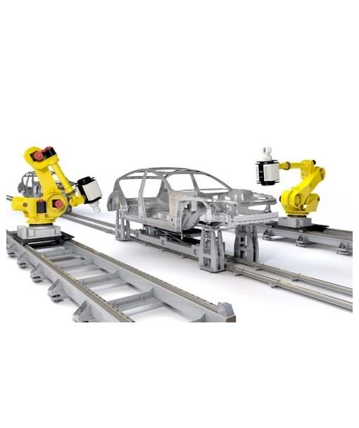 Inspeción Dimensional Automatizada En Proceso
