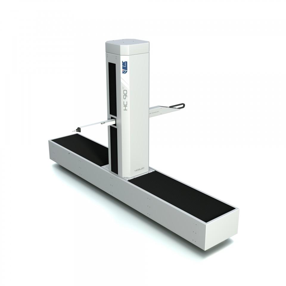 Máquinas De Medição Tridimensional De Ponte